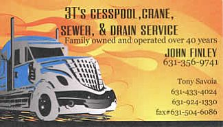 Sewer and Septic: