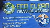 Power Washing:
