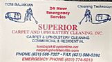 Restoration Damage and Cleanup: