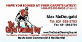 Carpet Cleaner: