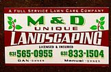 Landscape Maintenance: